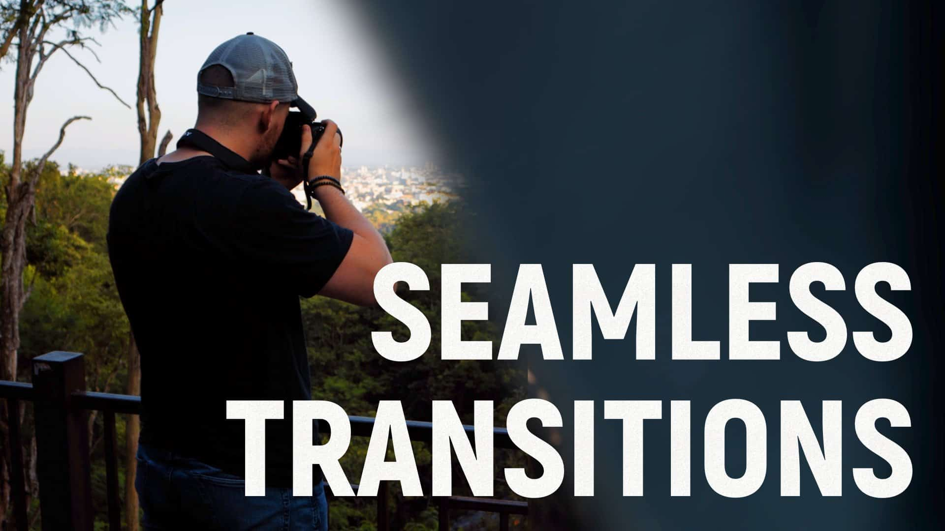 Seamless Mask Transitions Pack
