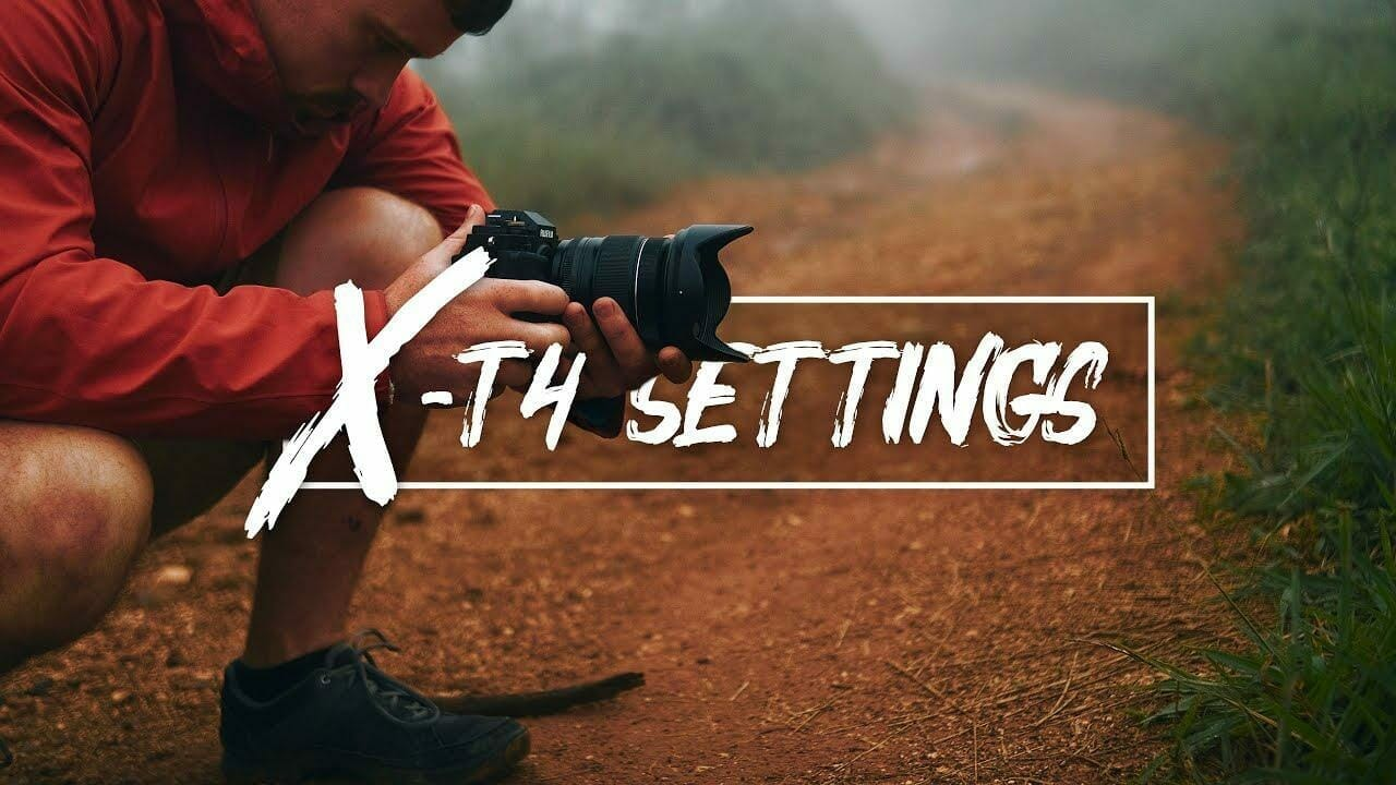 Fujifilm X-T4 Video Settings & Setup Tips for Professional Results